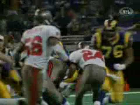 The Best Rams Moment Ever (Kurt Warner to Ricky Proehl)