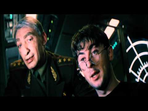 Goldeneye Deleted Scene 4-Ourumov and Boris Talking  HD