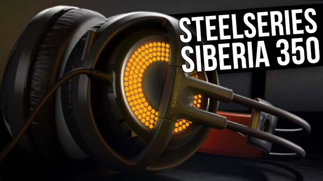 4efd2ea32ef Steelseries Siberia 350 Unboxing and Review (+ Microphone Test) - Gaming  Headset GIVEAWAY