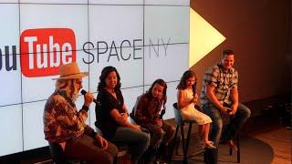 Q & A | YouTube Space NY | Bratayley