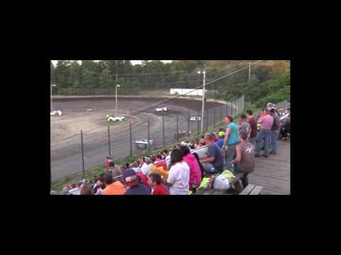Hilltop Speedway Late Model Dash 6-24-17
