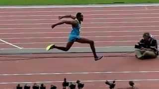 Salto triplo - Atletismo