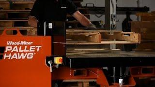 Wood-Mizer Pallet Hawg PD200