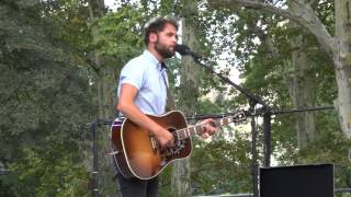 Passenger - Central Park, NY - August 10, 2014