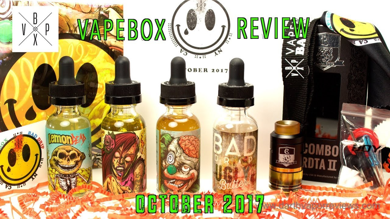 Download VapeBox Subscription Service: Enthusiast Plan Review