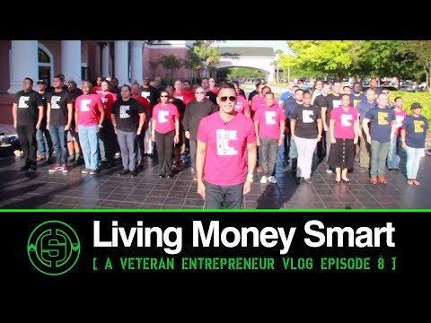 Freedom Requires Sacrifice, Paying the Price | Living Money Smart a Veteran Entrepreneur VLOG EP8