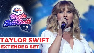 Taylor Swift  Extended Set (Live at Capital's Jingle Bell Ball 2019) | Capital