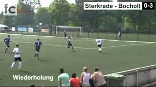 26. Spieltag: Spvgg. Sterkrade-Nord - 1. FC Bocholt 1:4 (0:3)