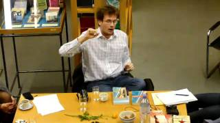 John Green at Literaturhaus Vienna part 3