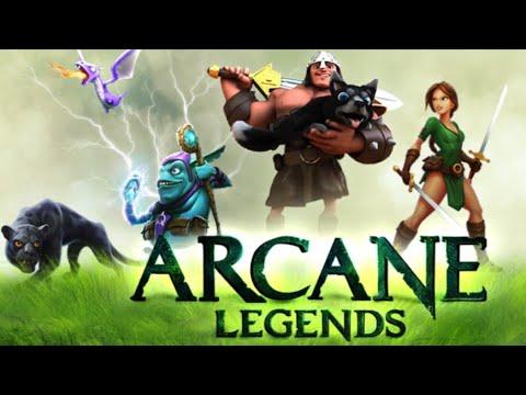 BEGINNER'S GUIDE | Arcane Legends