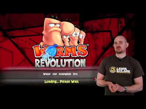 Worms Revolution Games Modes dev diary |