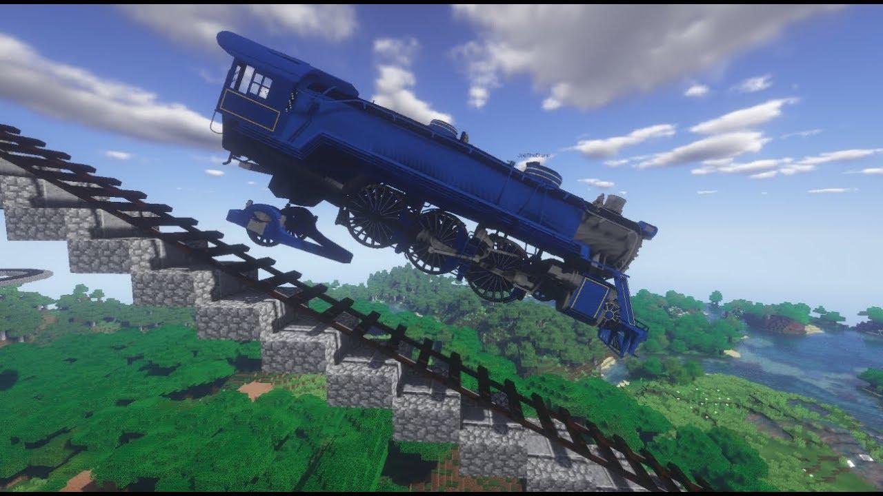 Immersive Railroading: Pushing The Limits