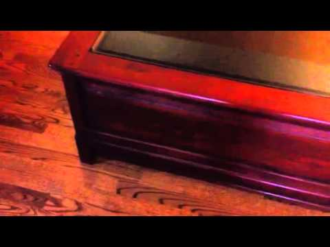 bob timberlake coffee table - youtube