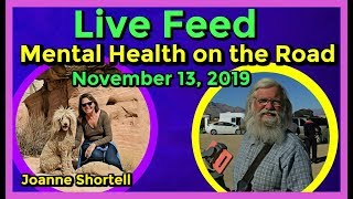 Today I am speaking with Joanne Shortell and talking about depressi...