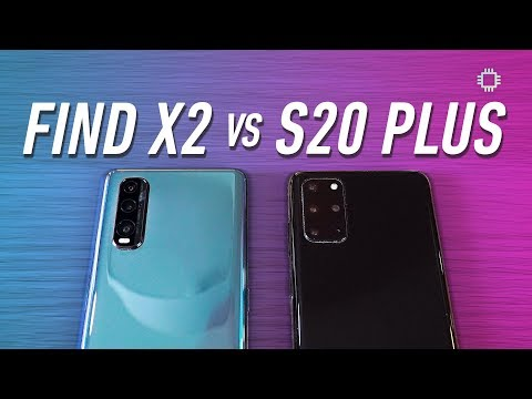 OPPO Find X2 5G vs Samsung Galaxy S20+: Which phone deserves your money?