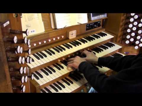 Organ Music By Rob Charles    All Saints Church Oystermouth Swansea