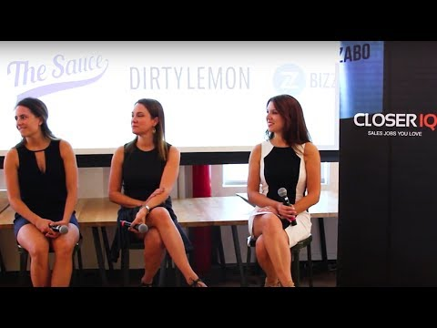 Women In Sales Quarterly: Finding & Fostering Mentorships (full presentation)