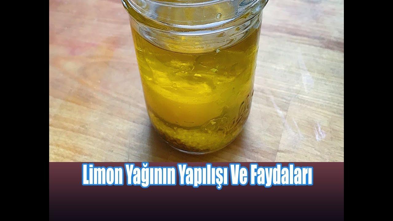 Eklem Ağrıları için Limon Kabuğu