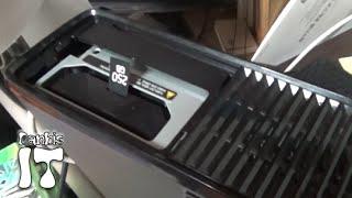 엑스박스 하드 디스크 점검을 위해 꺼내는 방법, xbo…