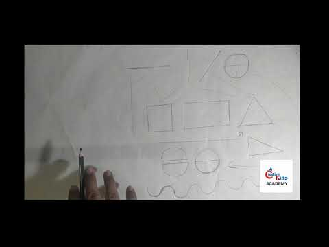 creative kids academy online drawing session tamil 1