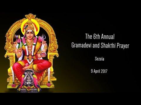 The 6th Annual Gramadevi & Shakthi Prayer, Sezela, South Africa