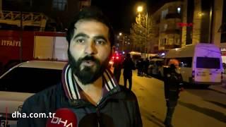 Çekmeköy'de düşen askeri helikopterin görgü tanığı o anları anlattı