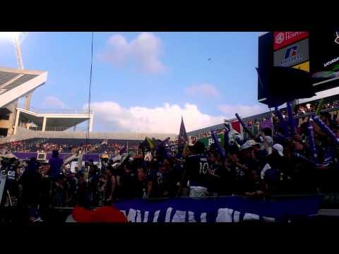 Orlando City Fans Toronto FC Fan Chants 4-26-15