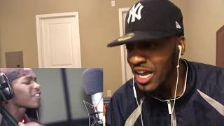 Santan Dave - Black Box Freestyle Reaction (Dave a real one)