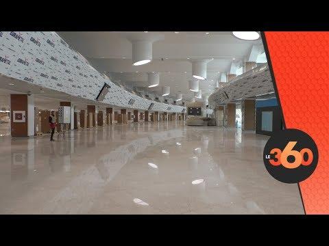 Le360.ma • Les premières images du nouveau Terminal 1 de l'aéroport Mohammed V de Casablanca