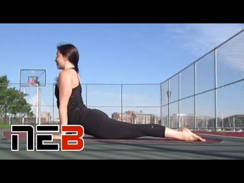 Yoga for Basketball | Increase Range of Motion | Nick Edson