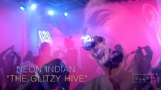 "Neon Indian - ""The Glitzy Hive"" 