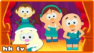 Happy and You Know It - Kids Songs and Nursery Rhymes by EFlashApps