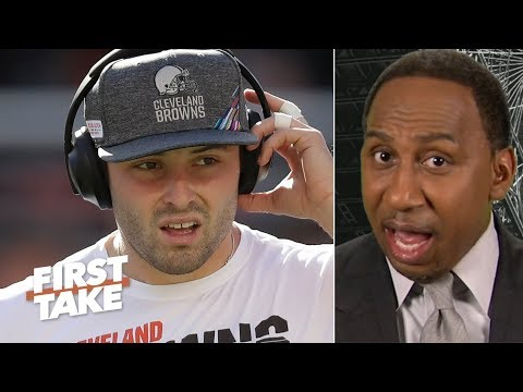 Baker Mayfield isn't a scrub, but he is overrated – Stephen A. | First Take