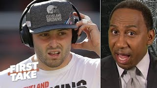 Download Baker Mayfield isn't a scrub, but he is overrated – Stephen A. | First Take Mp3 and Videos