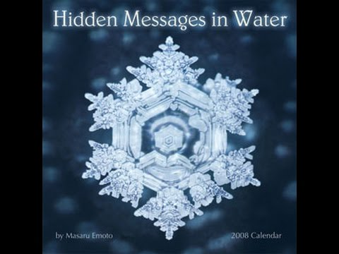 Dr. Masaru Emoto - Messages From Water - YouTube