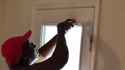 A must see: Over the door blind install for patio door 2018