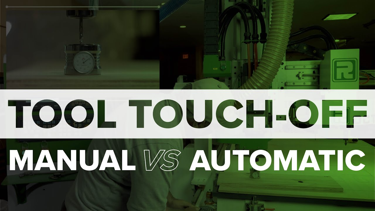 Manual vs Automatic Touch-Off