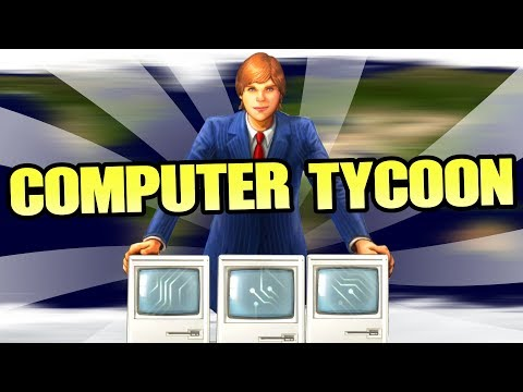 8080 + LED = STONE AGE COMPUTER TYCOON | Computer Tycoon Gameplay |