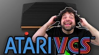 ATARIBOX is NOW ATARI VCS! And it STILL SUCKS!   RGT 85