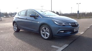 2016 Vauxhall Astra 1.4i Turbo 150 SRi Start-Up and Full Vehicle Tour