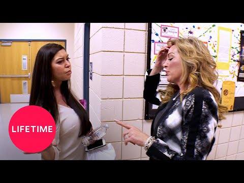 Dance Moms: Kira Snaps on Ashlee (Season 6 Flashback) | Lifetime