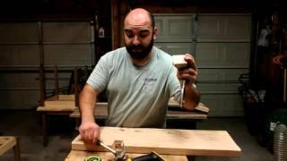 Get Kids Woodworking episode 1- Viking chair