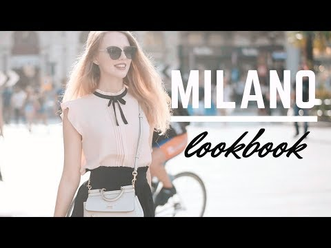 Milano LOOKBOOK 2017 || Summery / Back to School Outfits