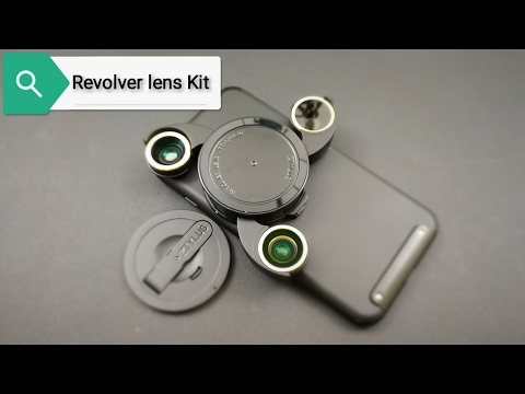 Ztylus Revolver 4 in 1 Lens Kit Review (For Your Iphone)