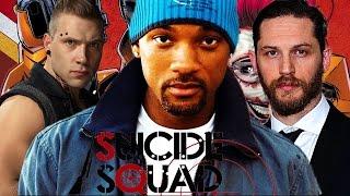 Suicide Squad Casting Rumors