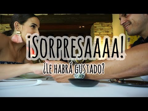 LE DOY UNA SORPRESA A MI MARIDO +...