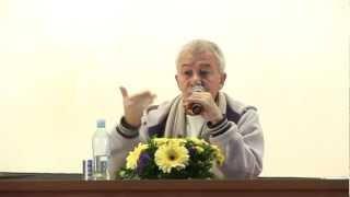 Александр Хакимов. 10 библейских заповедей лекция 1