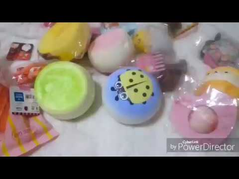 Squishy Haul From China : Christmas Haul 2016! Squishy Cottage? - YouTube