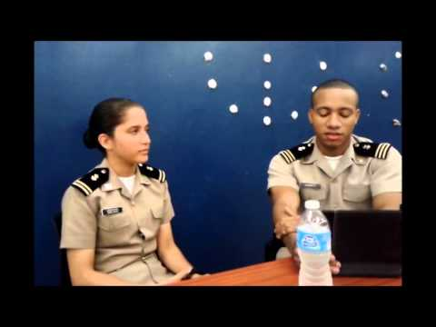 International Maritime University Students Interview