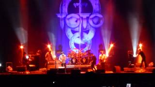 TOTO - Wings of Time - live @ Hallenstadion in Zurich 23.6.2013
